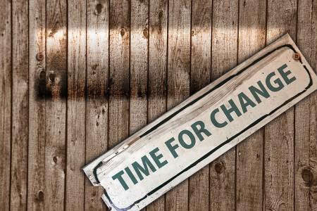 Change Management is Key (Source: Pixabay)