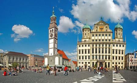 Augsburg (Source: Wikimedia Commons)