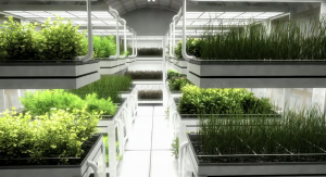 Food Production on Mars One - Concept (Source: Mars One - YouTube)