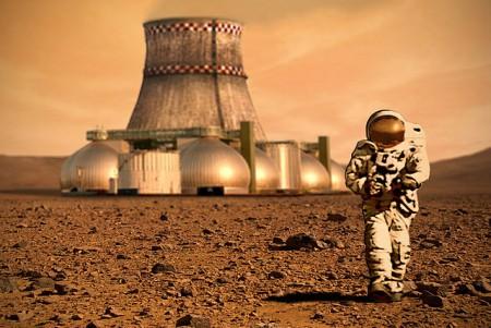 Future on Mars? (Source: D Mitriy - Wikimedia Commons)