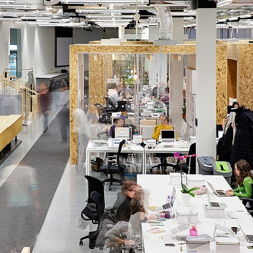 AIrbnb Office ( Source: Flickr.de)