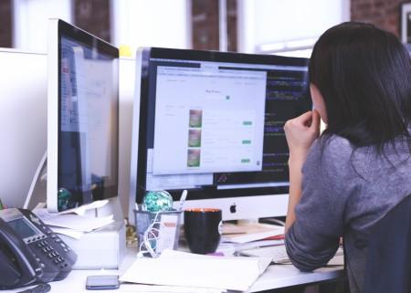 Office Alltag (Quelle: Pexels)