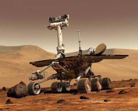 Leben auf dem Mars (Source: Pixabay)
